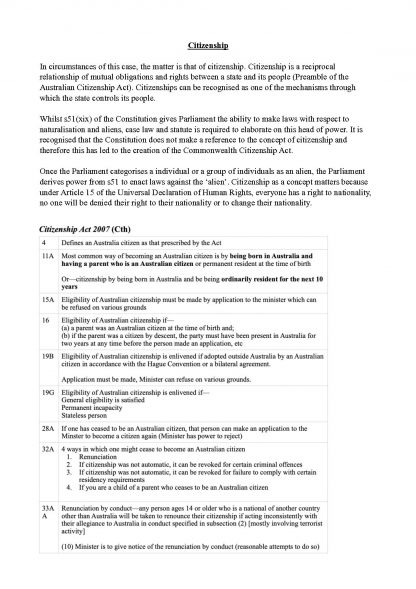 Principles of Public Law (LAWS50024) notes – H1