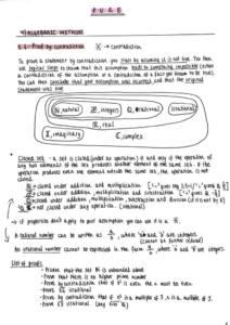 Pure Mathematics – Edexcel A level Mathematics (Year 2) complete notes