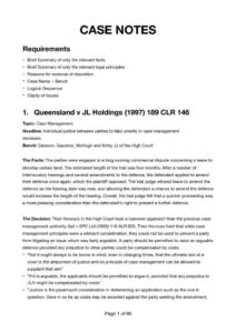 UTS Civil Practice (70104) complete HD notes