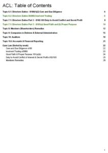 Applied Company Law (79014) HD exam template