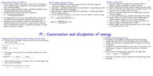 AQA GCSE Physics (Single Science) revision notes